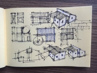Sketchbook house Sketches Univer City