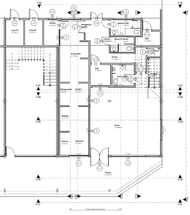 PB Arquitectura - Pollo en Brasa