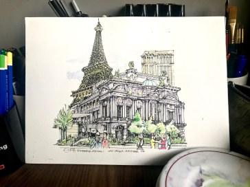 Paris in Vegas 3