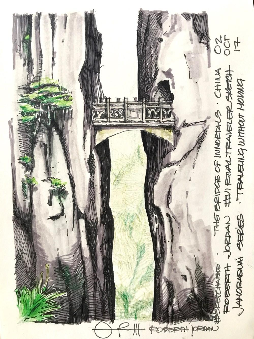 Bridge Inmortal Sketch