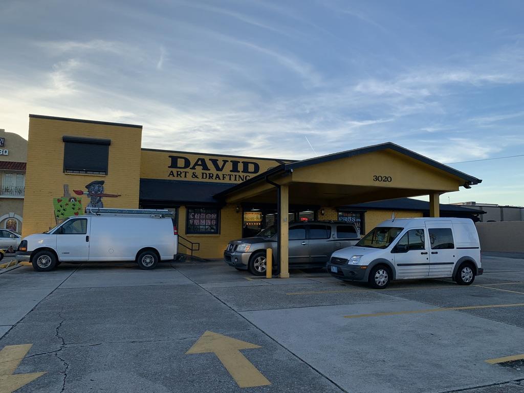 David Art Store - New Orleans