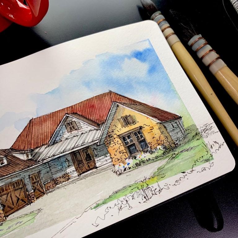 Moleskine Watercolor