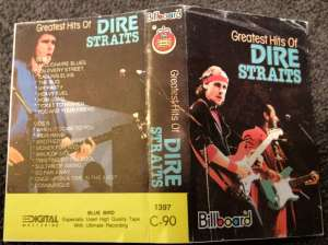 Greatest hits of Dire Straits - Kings 1397