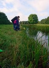 Waterbeessies vangen