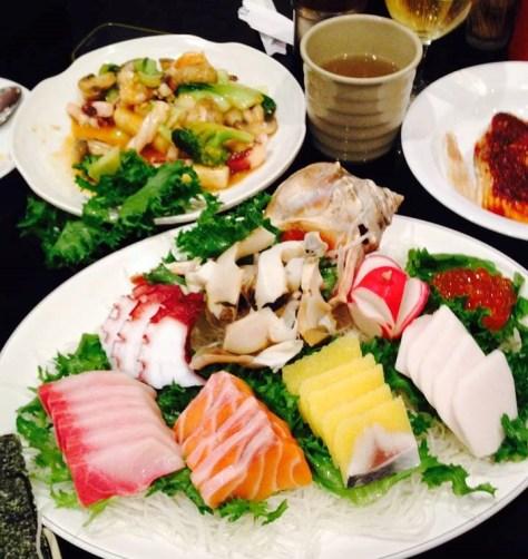 A Korean Lunch