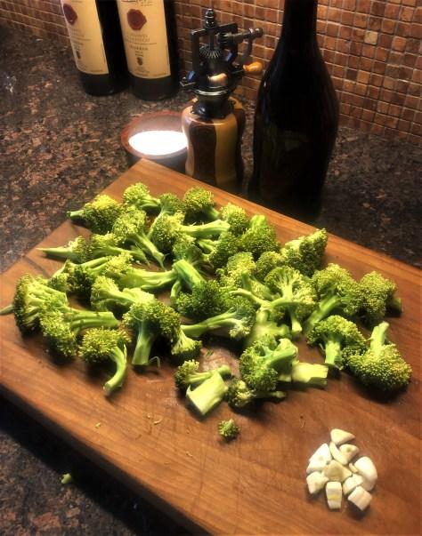 Pasta con Broccoli