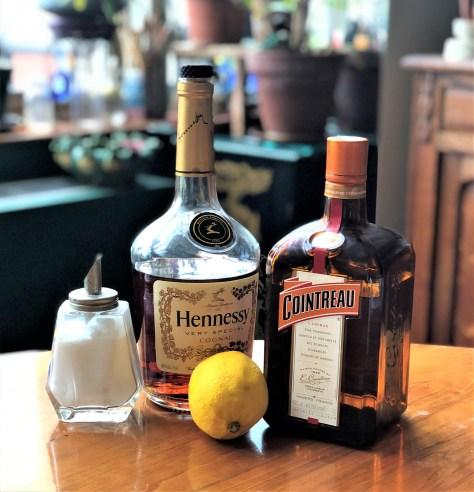 Three Classic Cocktails