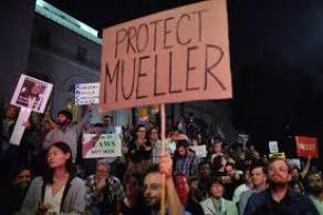 Save Mueller protest