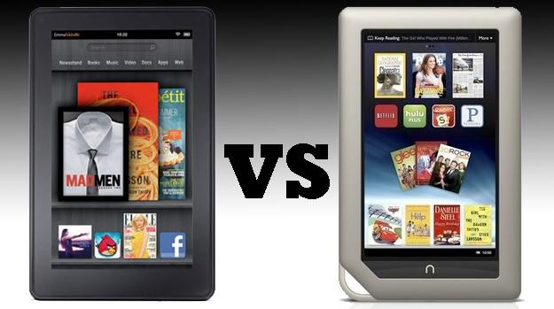 Nook E Reader Vs Kindle: Which EReader Is Better?