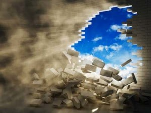 breaking-wall