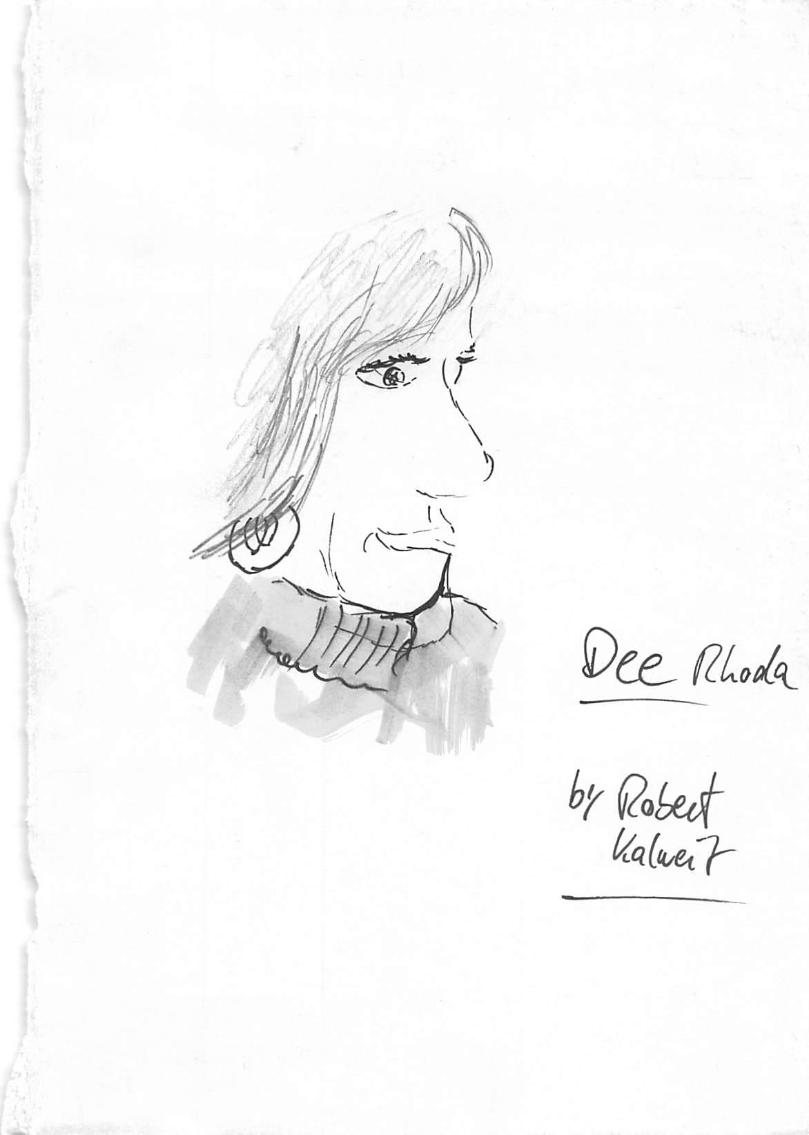 Dee Rhoda by Robert Kalweit