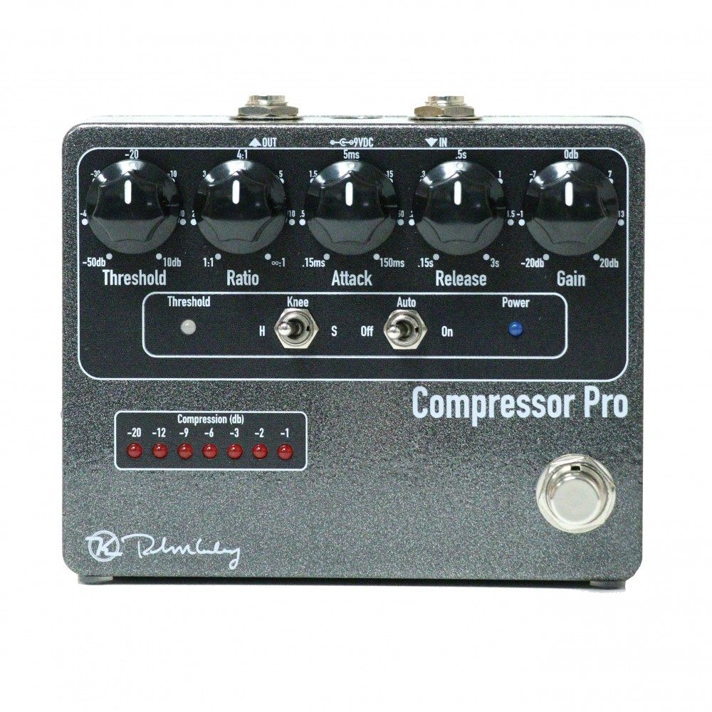 hight resolution of keeley compressor pro