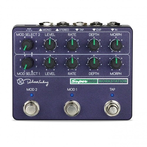 small resolution of keeley electronics super mod workstation pedal front