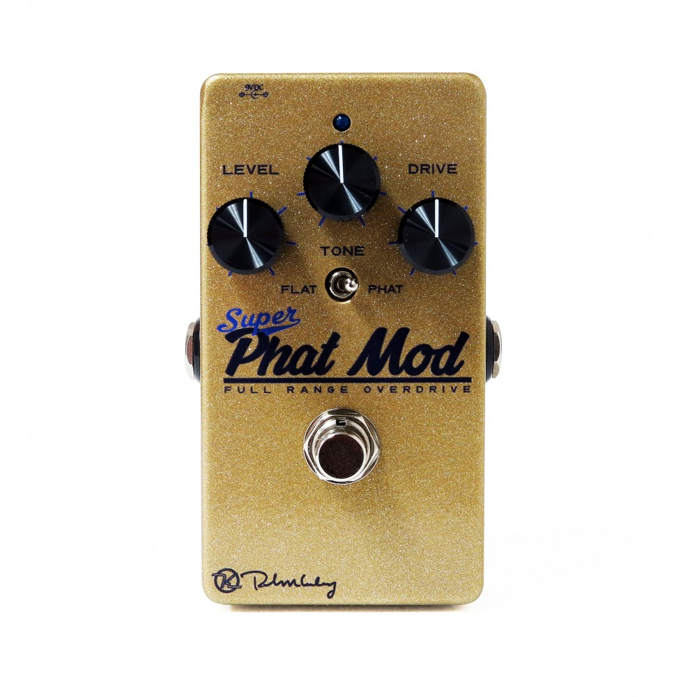 hight resolution of keeley electronics super phat mod overdrive effect pedal