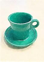 Fiestaware Cup