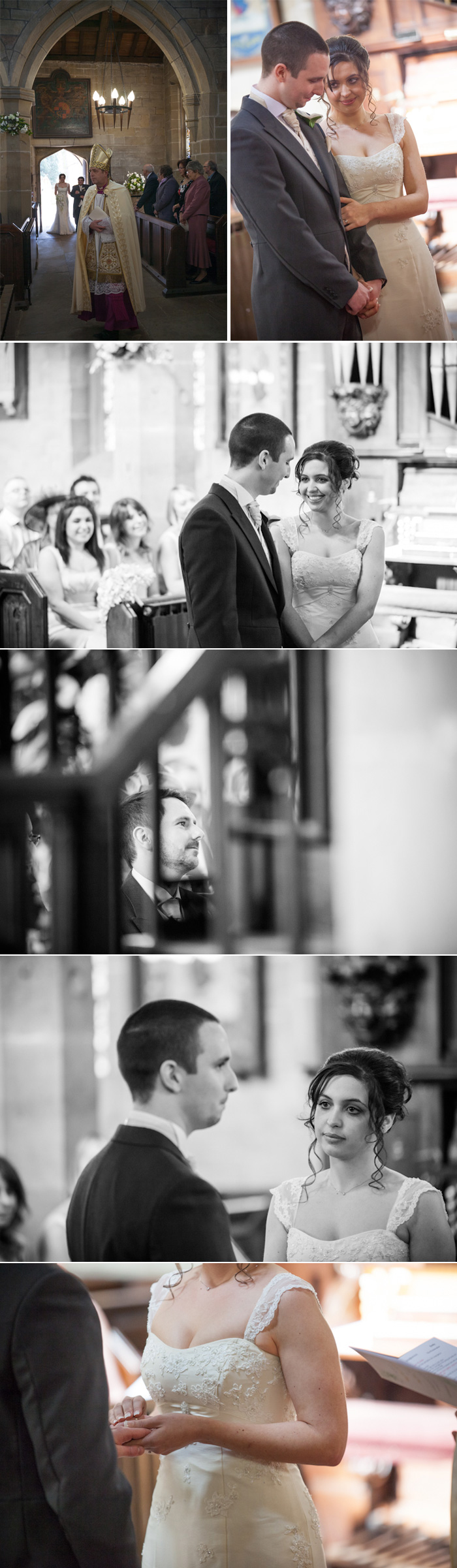 Wragby church wedding photography pictures