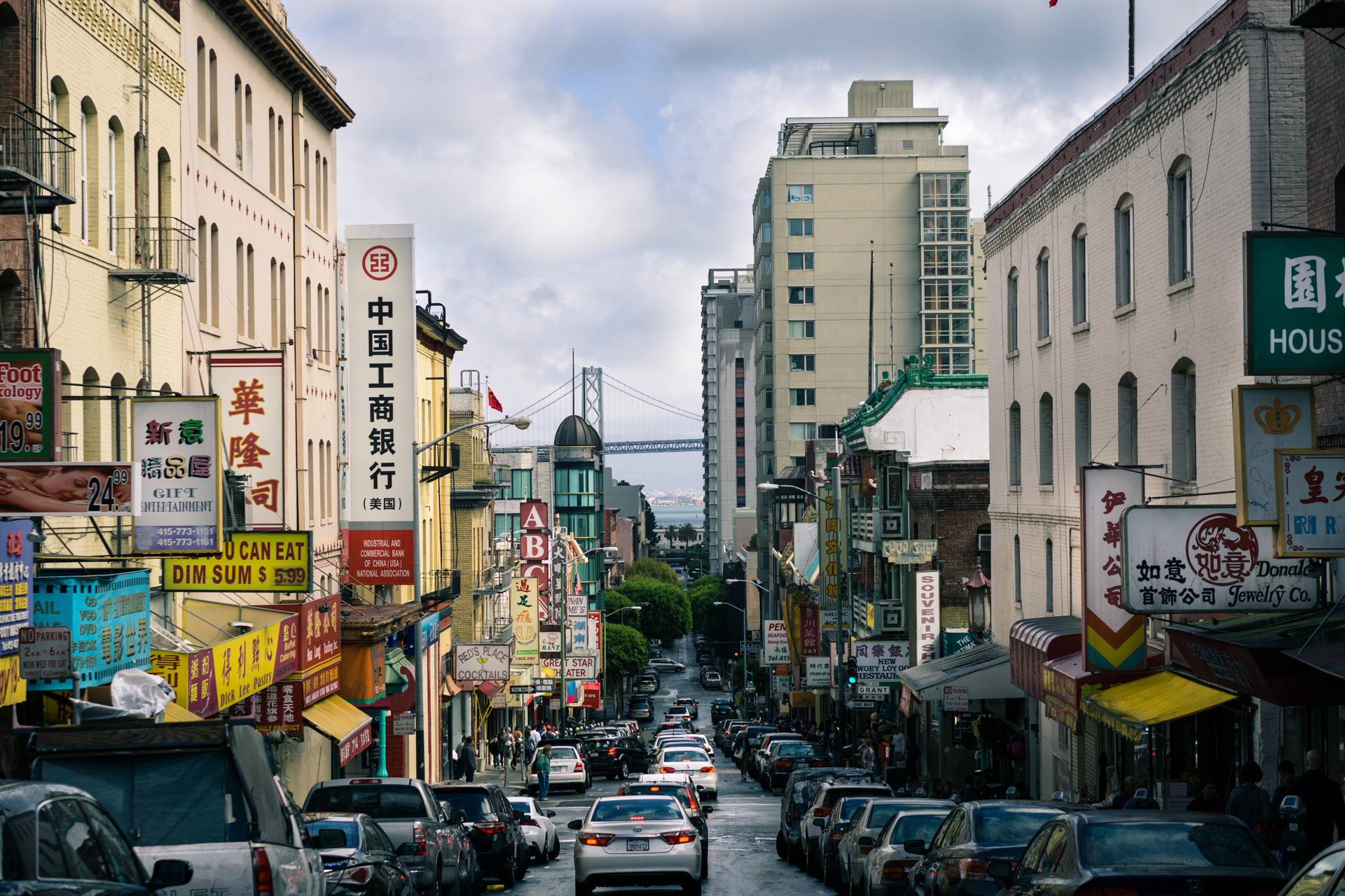 San Francisco ⎮ China Town
