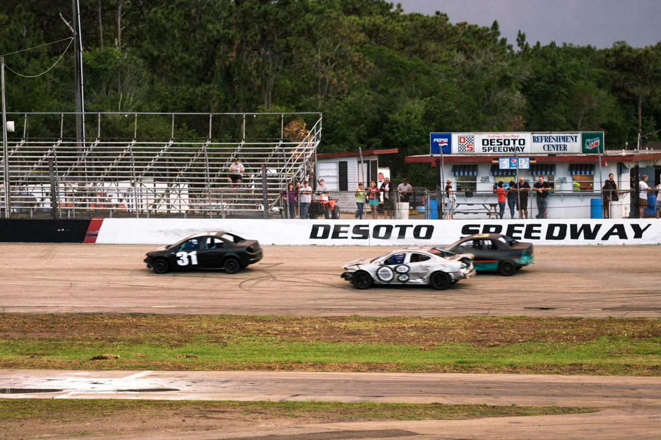 Desoto Speedway Florida
