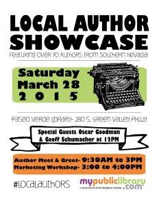 Local Author Showcase