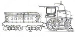 Jupiter Tender Drawing