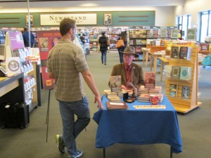 B&N Book Signing 2