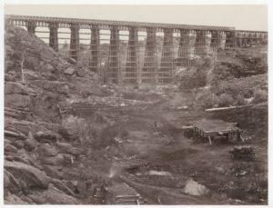 Dale Creek Bridge by Andrew Jackson