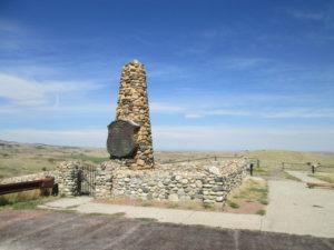 Massacre Hill Monument