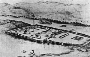 Fort Phil Kearny Sketch