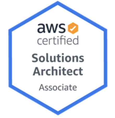 AWS Certified Badge - Solution Architect Associate