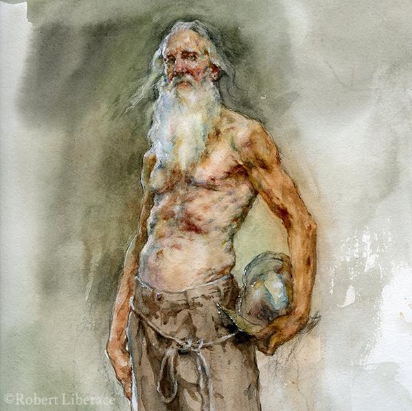 RobertLiberace, Joseph-standing-detail