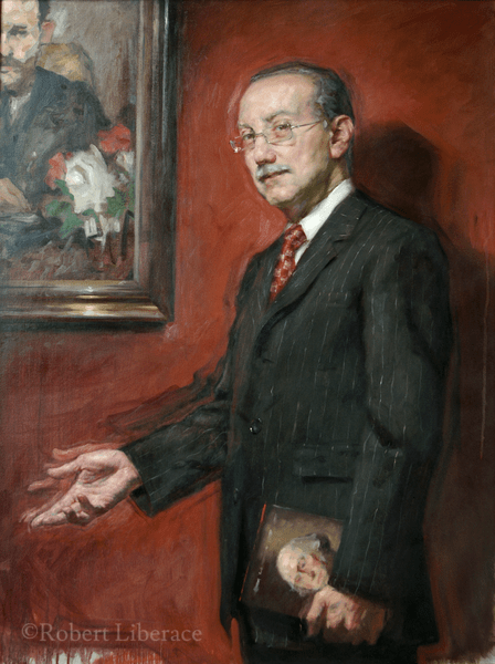 Robert Liberace, Director of National Portrait Gallery