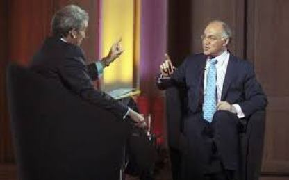 Jeremy Paxman grills Michael Howard