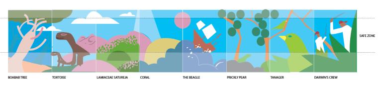 Voyage of the Beagle Darwin Deck (draft 1)