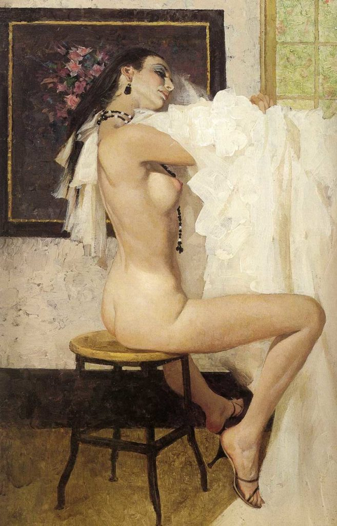 Robert McGinnis Gallery Art  The Art of Robert E McGinnis