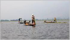 Inle Fishermen 4