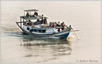 Irrawaddy Ferry