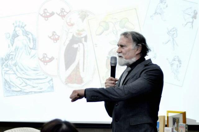 Robert Place Teaching 1