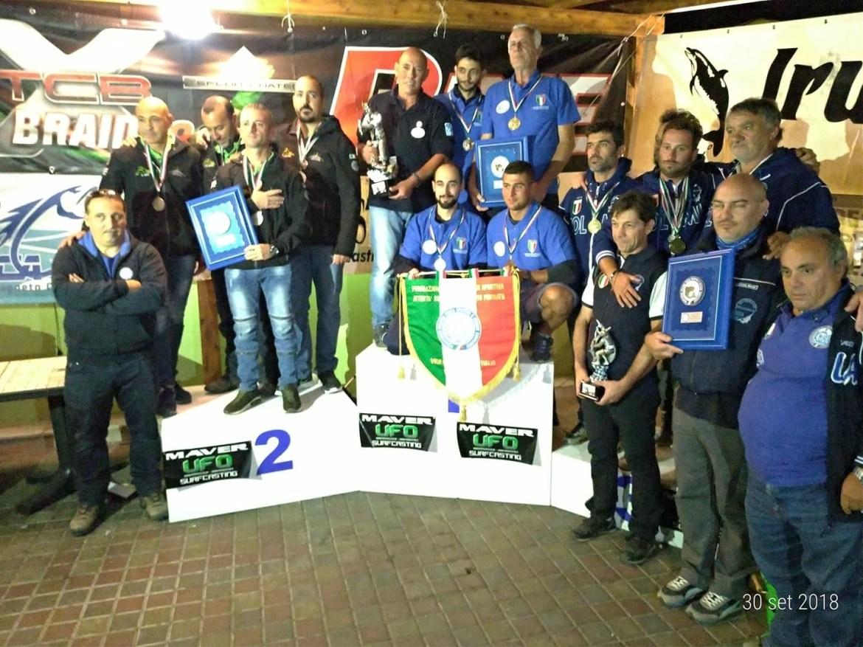 campionato italiano società élite 2018