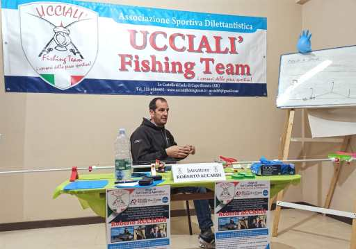 Uccialì Fishing Team – Le Castella