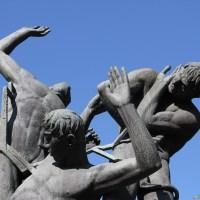 "VERONA : THE ""STATELY SADNESS"" OF THE MONUMENT DEVOTED TO KEFALONIA MASSACRE"