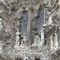 ROME PAYS TRIBUTE TO THE GREAT GAUDI'