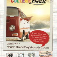 COLLEGE TOURIST: AN INTERACTIVE SITE WHERE STUDENTS SHARE THEIR WORLDS