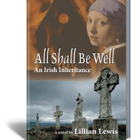 BOOKS / NEW MYSTERY DRAMA NOVEL BY LILLIAN LEWIS CELEBRATES IRELAND, FAMILY ROOTS