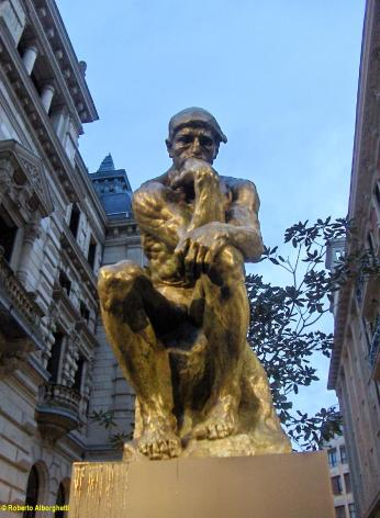 1 BILBAO Rodin - Il Pensatore 1