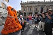 Roma, Festa floreale in onore del nuovo Re d'Olanda (10)