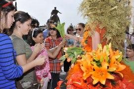 Roma, Festa floreale in onore del nuovo Re d'Olanda (7)