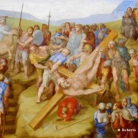 INSIDE THE VATICAN PALACES #2 / EXCLUSIVE: THE FRESCOES BY MICHELANGELO IN CAPPELLA PAOLINA (LIMITED ACCESSIBILITY AREA)