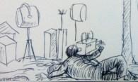 FEDERICO FELLINI - FROM THE BOOK OF DREAMS - RIMINI (1)