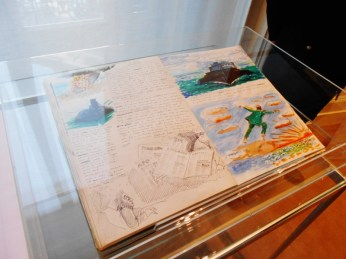 FEDERICO FELLINI - FROM THE BOOK OF DREAMS - RIMINI (3) (800x600)