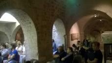 Assisi Museo S. Rufino - Presentazione Francesco 26 6 2015 (2)